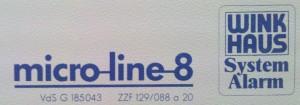 microline 8 von schutzfabrik